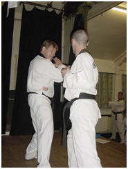 The Way Of The Hand, Foot And Walking Stick: Taekwondo And Parkinson's Disease (1/6)