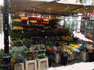 Ronnie's Flower Stall