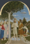 Piero Della Francesca Baptism of Christ
