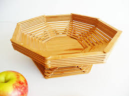 lollystick fruit bowl (executive model with posh base)