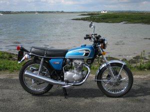Dave's Honda